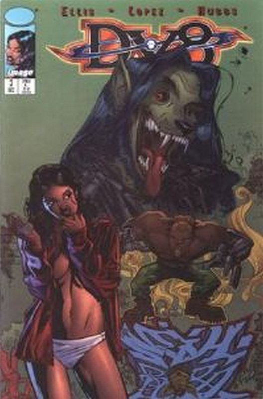 Cover of DV8 (Vol 1) #3. One of 250,000 Vintage American Comics on sale from Krypton!