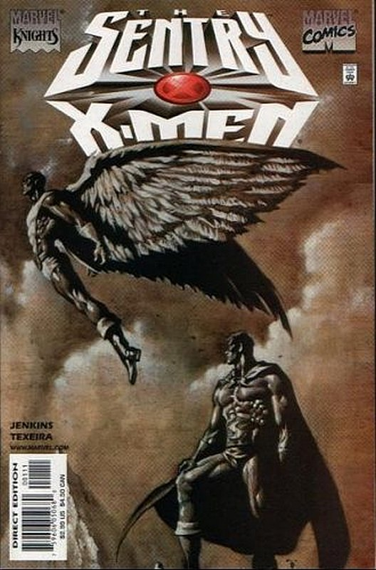 Cover of Sentry/X-Men (2001 One Shot) #1. One of 250,000 Vintage American Comics on sale from Krypton!