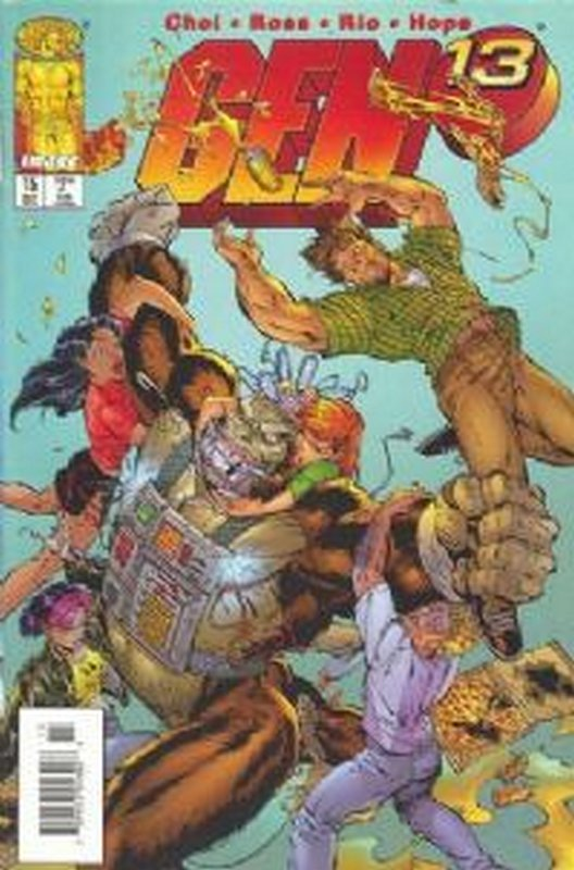 Cover of Gen 13 (Vol 1) #15. One of 250,000 Vintage American Comics on sale from Krypton!
