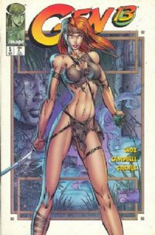 Cover of Gen 13 (Vol 1) #5. One of 250,000 Vintage American Comics on sale from Krypton!