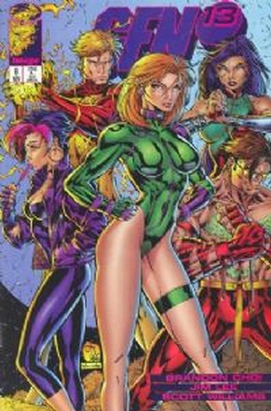 Cover of Gen 13 (Vol 1) #6. One of 250,000 Vintage American Comics on sale from Krypton!