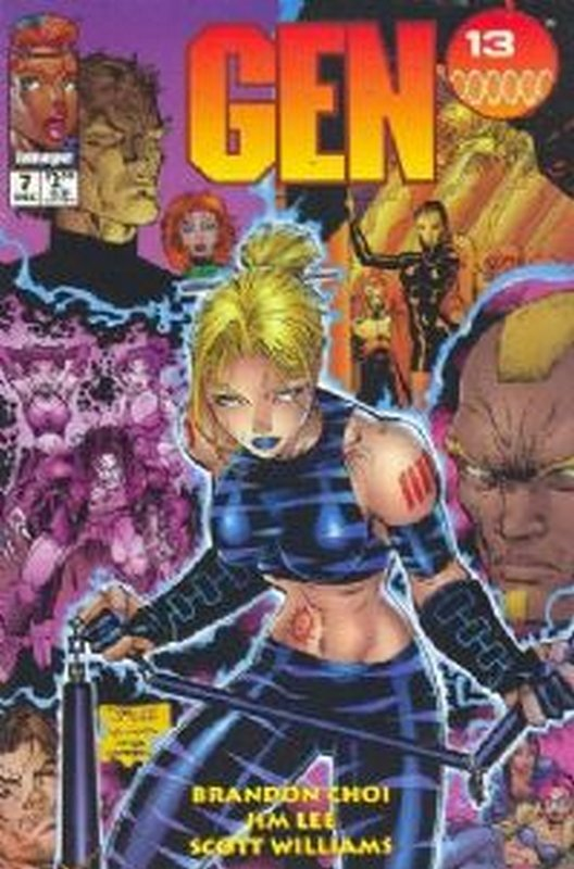 Cover of Gen 13 (Vol 1) #7. One of 250,000 Vintage American Comics on sale from Krypton!