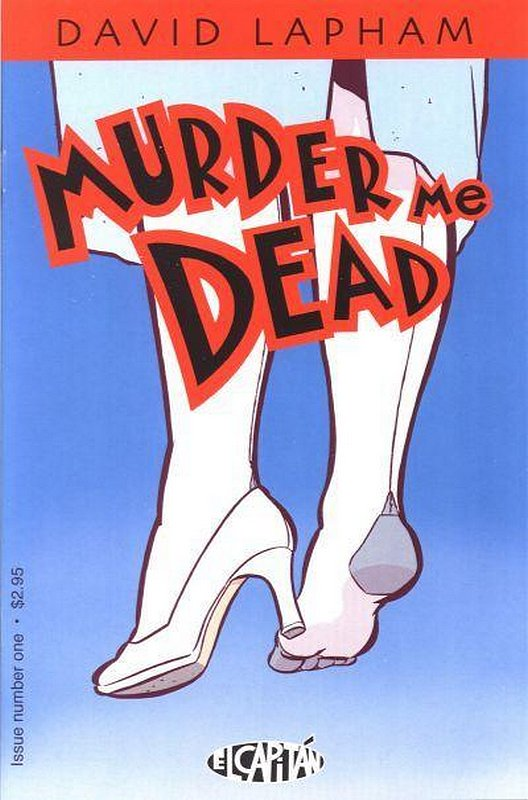 Cover of Murder Me Dead (Vol 1) #1. One of 250,000 Vintage American Comics on sale from Krypton!