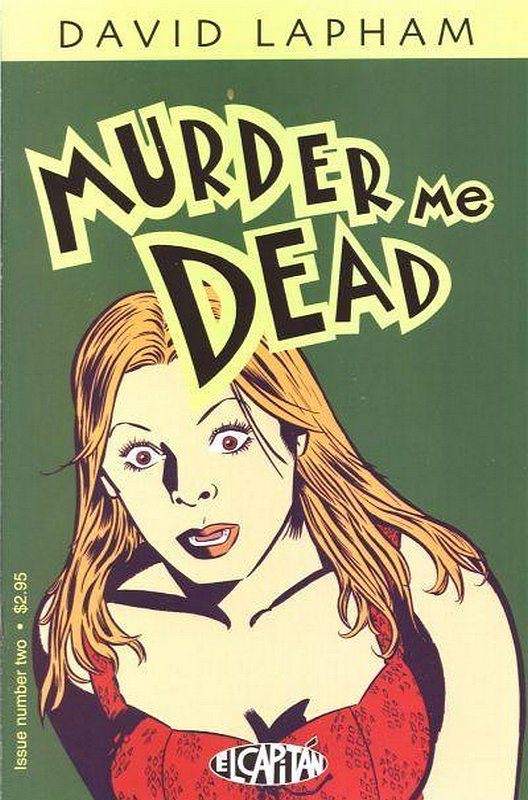 Cover of Murder Me Dead (Vol 1) #2. One of 250,000 Vintage American Comics on sale from Krypton!