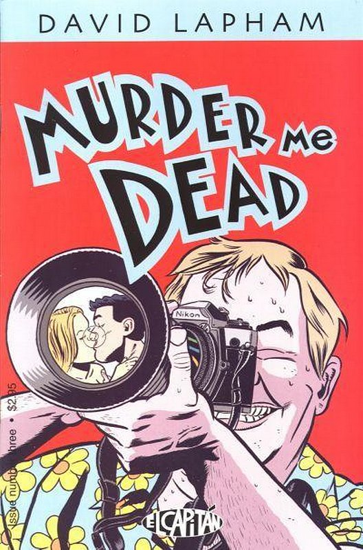 Cover of Murder Me Dead (Vol 1) #3. One of 250,000 Vintage American Comics on sale from Krypton!