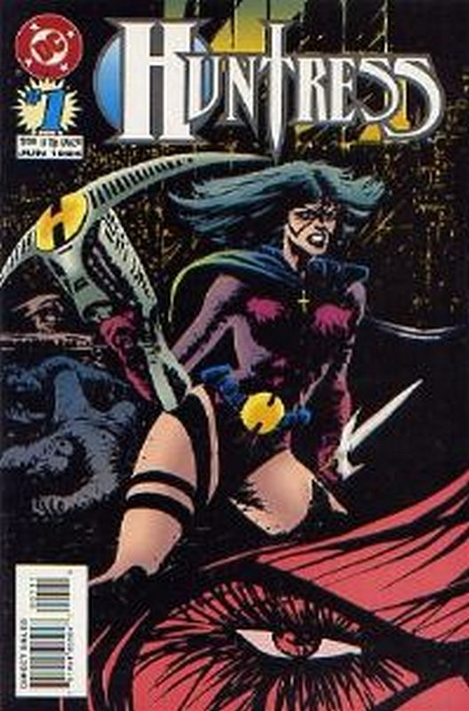 Cover of Huntress (1994 Ltd) #1. One of 250,000 Vintage American Comics on sale from Krypton!