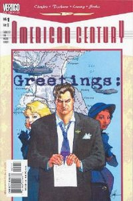 Cover of American Century (Vol 1) #1. One of 250,000 Vintage American Comics on sale from Krypton!