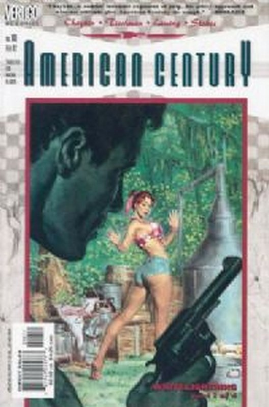 Cover of American Century (Vol 1) #10. One of 250,000 Vintage American Comics on sale from Krypton!