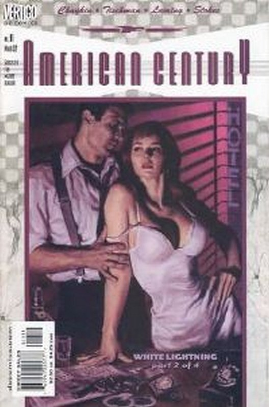 Cover of American Century (Vol 1) #11. One of 250,000 Vintage American Comics on sale from Krypton!