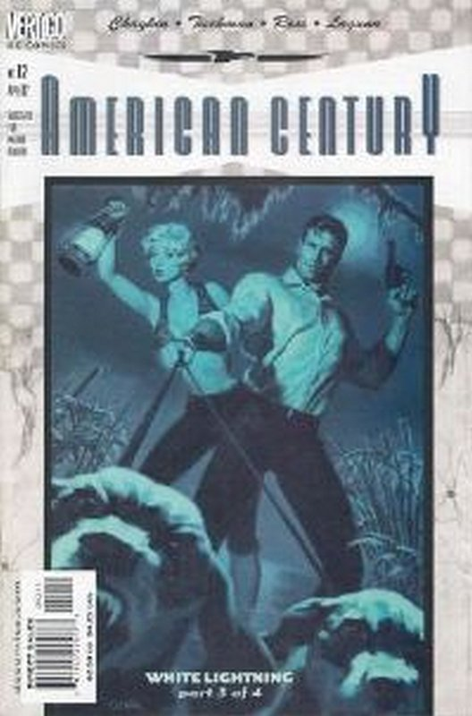 Cover of American Century (Vol 1) #12. One of 250,000 Vintage American Comics on sale from Krypton!