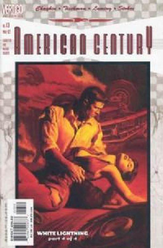 Cover of American Century (Vol 1) #13. One of 250,000 Vintage American Comics on sale from Krypton!