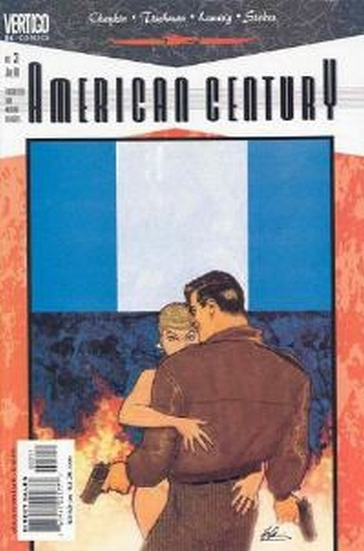 Cover of American Century (Vol 1) #3. One of 250,000 Vintage American Comics on sale from Krypton!