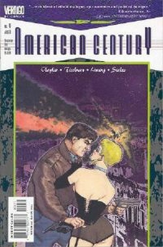 Cover of American Century (Vol 1) #4. One of 250,000 Vintage American Comics on sale from Krypton!