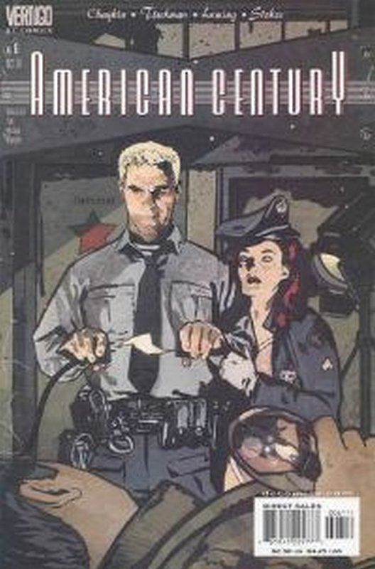 Cover of American Century (Vol 1) #6. One of 250,000 Vintage American Comics on sale from Krypton!