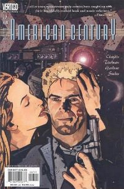 Cover of American Century (Vol 1) #7. One of 250,000 Vintage American Comics on sale from Krypton!