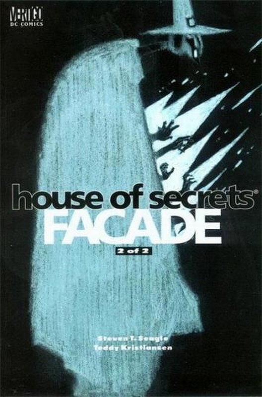 Cover of House of Secrets: Fa?ade (2001 Ltd) #2. One of 250,000 Vintage American Comics on sale from Krypton!