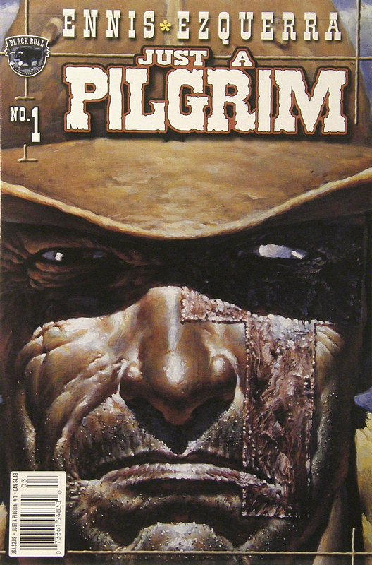 Cover of Just A Pilgrim (Vol 1) #1. One of 250,000 Vintage American Comics on sale from Krypton!