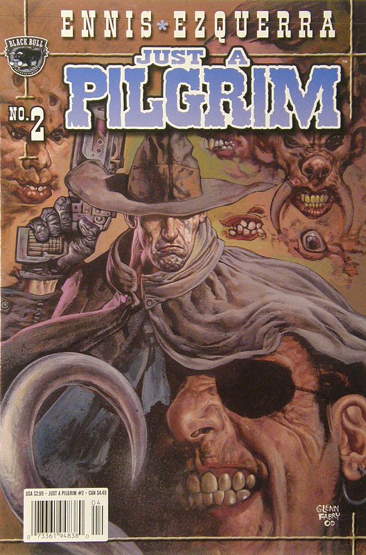 Cover of Just A Pilgrim (Vol 1) #2. One of 250,000 Vintage American Comics on sale from Krypton!
