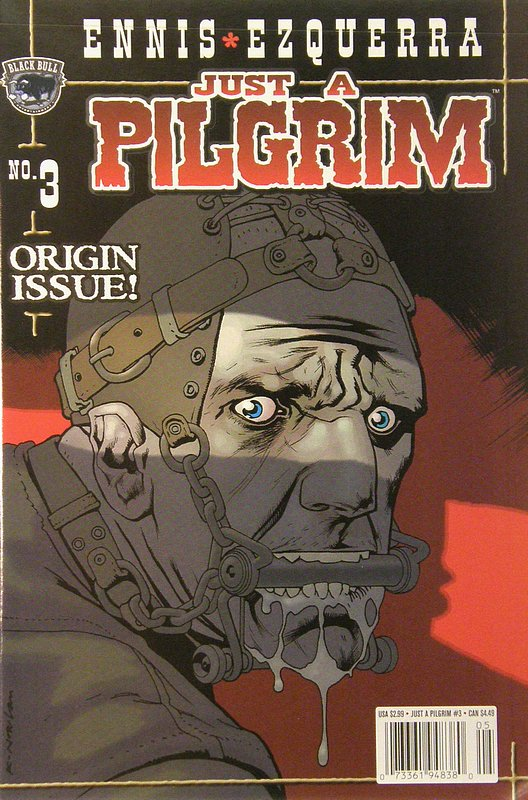 Cover of Just A Pilgrim (Vol 1) #3. One of 250,000 Vintage American Comics on sale from Krypton!