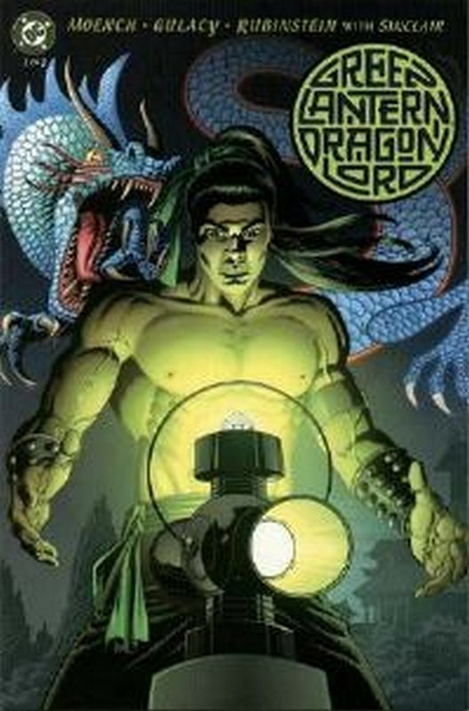Cover of Green Lantern: Dragon Lord (2001 ltd) #1. One of 250,000 Vintage American Comics on sale from Krypton!
