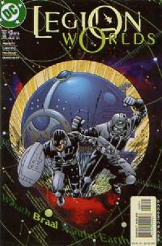 Cover of Legion Worlds (2001 Ltd) #3. One of 250,000 Vintage American Comics on sale from Krypton!