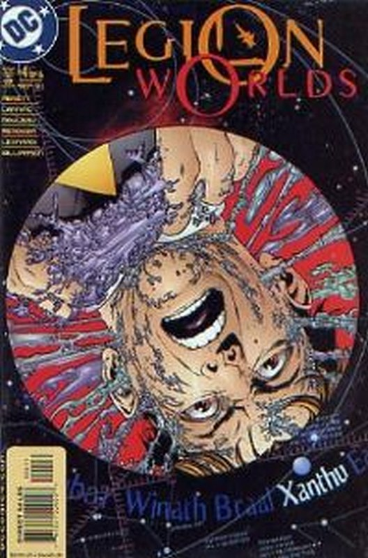 Cover of Legion Worlds (2001 Ltd) #4. One of 250,000 Vintage American Comics on sale from Krypton!