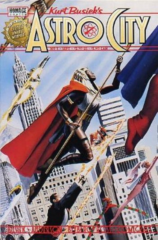 Cover of Astro City (Vol 2) #1. One of 250,000 Vintage American Comics on sale from Krypton!