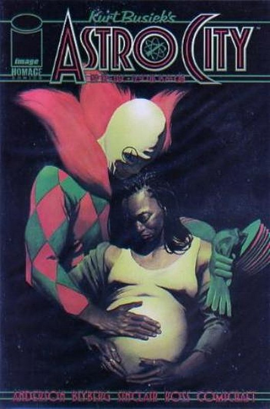 Cover of Astro City (Vol 2) #12. One of 250,000 Vintage American Comics on sale from Krypton!