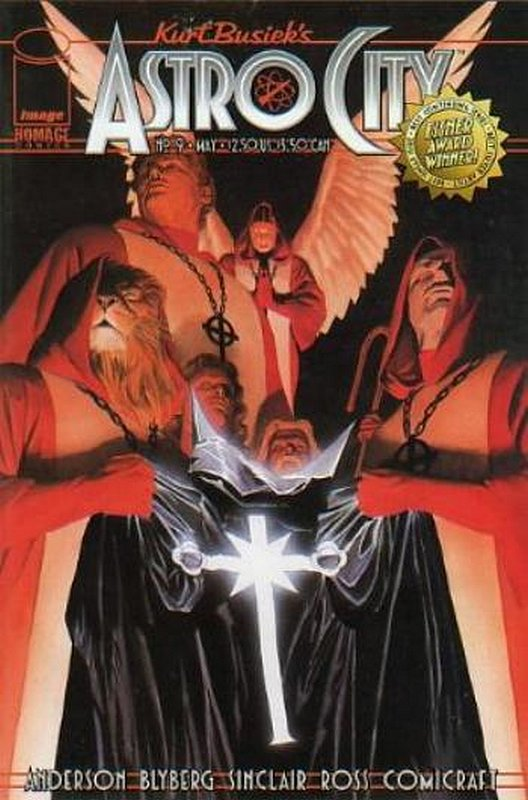 Cover of Astro City (Vol 2) #9. One of 250,000 Vintage American Comics on sale from Krypton!