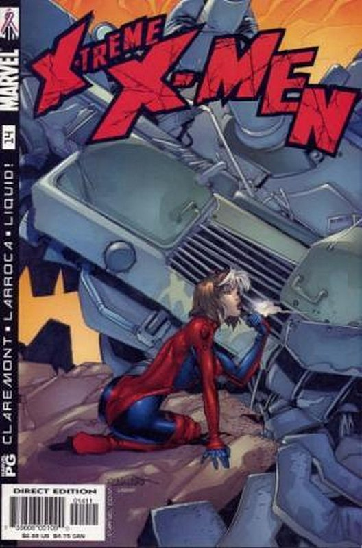 Cover of X-treme X-Men (Vol 1) #14. One of 250,000 Vintage American Comics on sale from Krypton!