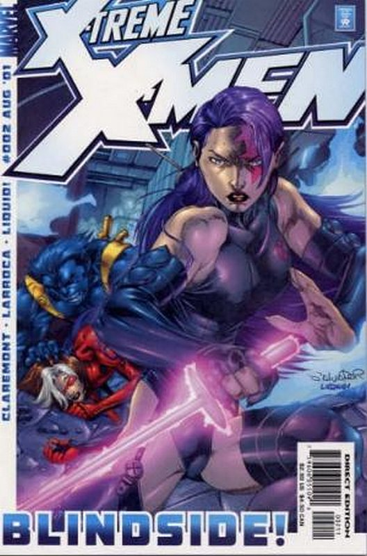 Cover of X-treme X-Men (Vol 1) #2. One of 250,000 Vintage American Comics on sale from Krypton!