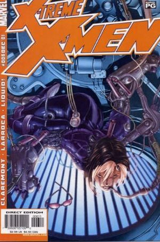 Cover of X-treme X-Men (Vol 1) #6. One of 250,000 Vintage American Comics on sale from Krypton!