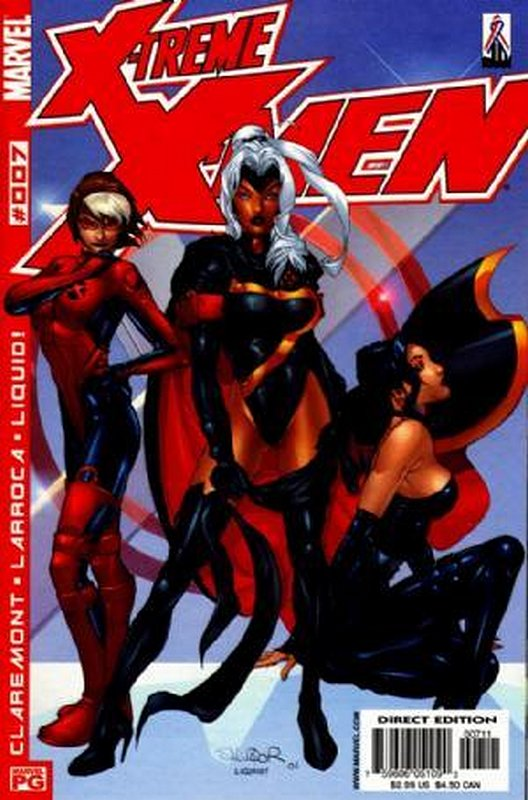 Cover of X-treme X-Men (Vol 1) #7. One of 250,000 Vintage American Comics on sale from Krypton!