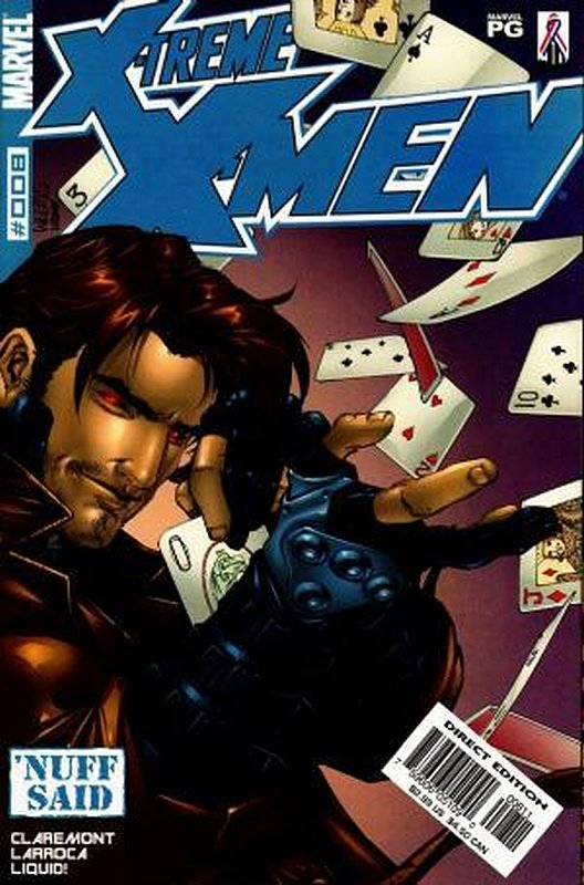 Cover of X-treme X-Men (Vol 1) #8. One of 250,000 Vintage American Comics on sale from Krypton!