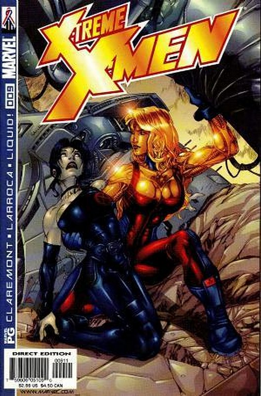 Cover of X-treme X-Men (Vol 1) #9. One of 250,000 Vintage American Comics on sale from Krypton!