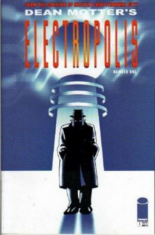 Cover of Electropolis (2001 Ltd) #1. One of 250,000 Vintage American Comics on sale from Krypton!