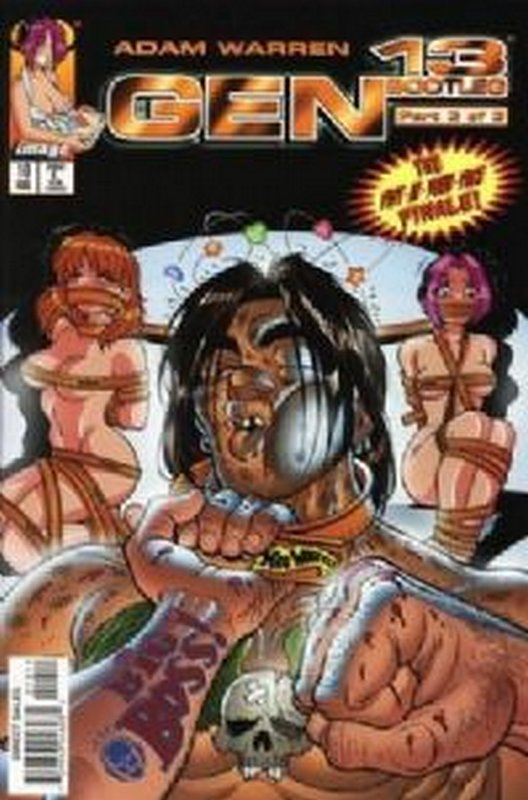 Cover of Gen 13 Bootleg (Vol 1) #10. One of 250,000 Vintage American Comics on sale from Krypton!