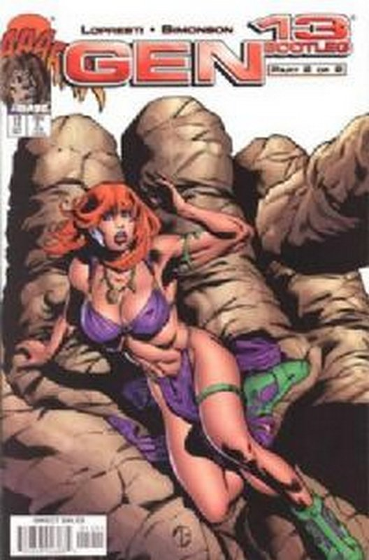 Cover of Gen 13 Bootleg (Vol 1) #12. One of 250,000 Vintage American Comics on sale from Krypton!