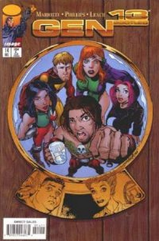 Cover of Gen 13 Bootleg (Vol 1) #14. One of 250,000 Vintage American Comics on sale from Krypton!