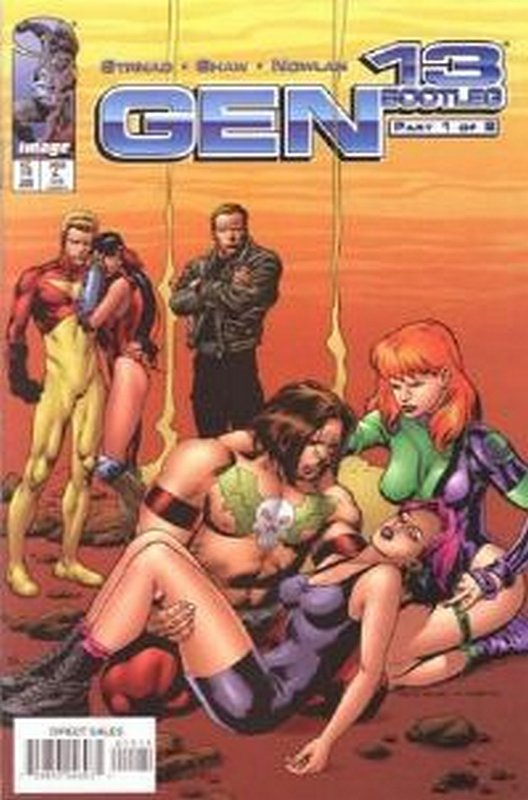 Cover of Gen 13 Bootleg (Vol 1) #15. One of 250,000 Vintage American Comics on sale from Krypton!