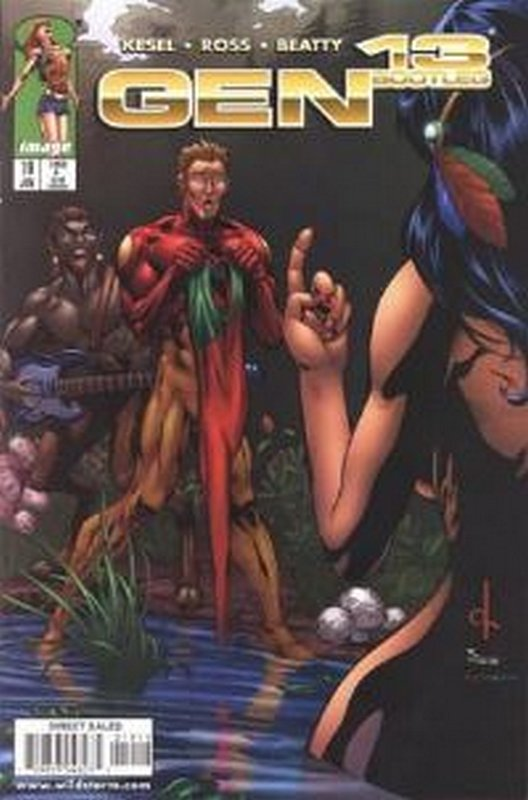 Cover of Gen 13 Bootleg (Vol 1) #19. One of 250,000 Vintage American Comics on sale from Krypton!