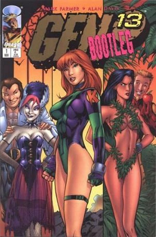 Cover of Gen 13 Bootleg (Vol 1) #1. One of 250,000 Vintage American Comics on sale from Krypton!