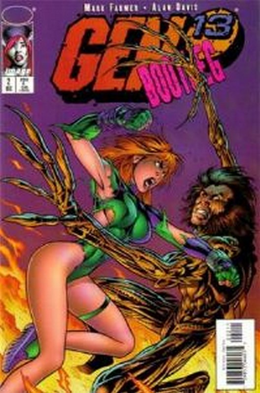 Cover of Gen 13 Bootleg (Vol 1) #2. One of 250,000 Vintage American Comics on sale from Krypton!