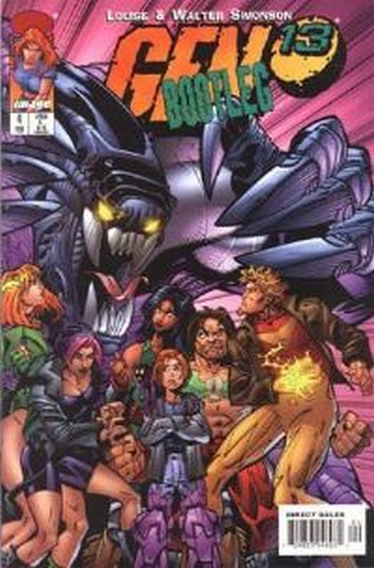 Cover of Gen 13 Bootleg (Vol 1) #4. One of 250,000 Vintage American Comics on sale from Krypton!