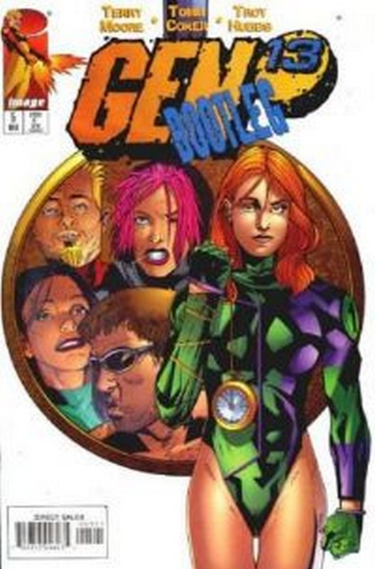 Cover of Gen 13 Bootleg (Vol 1) #5. One of 250,000 Vintage American Comics on sale from Krypton!