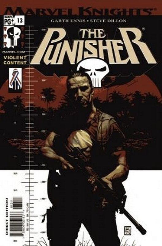 Cover of Punisher (Vol 3) #13. One of 250,000 Vintage American Comics on sale from Krypton!