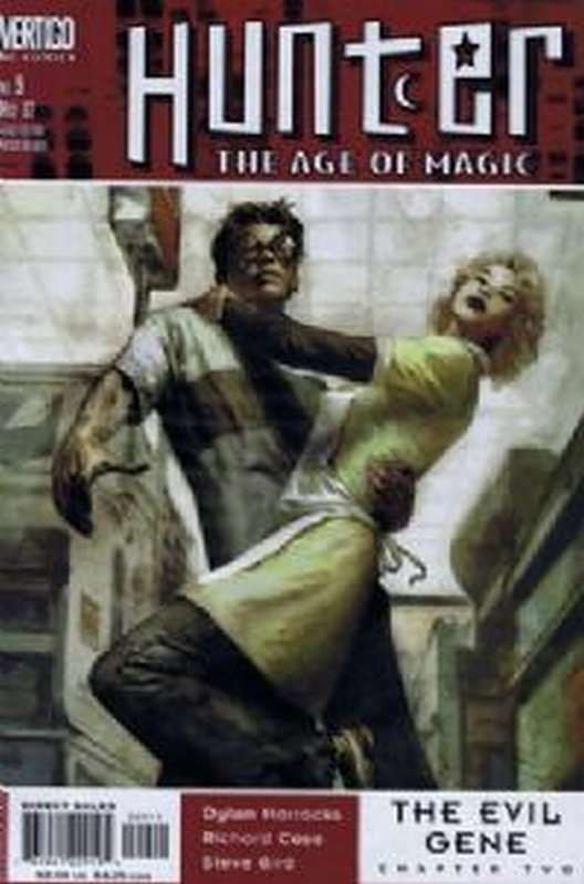 Cover of Hunter: The Age of Magic (Vol 1) #9. One of 250,000 Vintage American Comics on sale from Krypton!