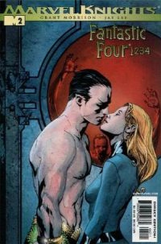 Cover of Fantastic Four: 1234 (2001 Ltd) #2. One of 250,000 Vintage American Comics on sale from Krypton!