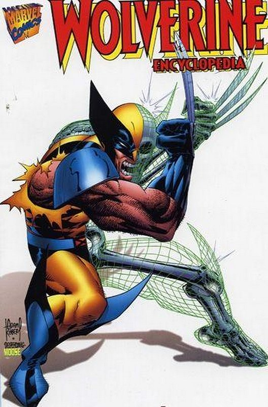 Cover of Wolverine: Encylopedia (1996 Ltd) #1. One of 250,000 Vintage American Comics on sale from Krypton!