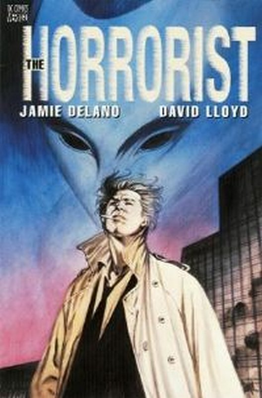 Cover of Horrorist (1995 Ltd) The #1. One of 250,000 Vintage American Comics on sale from Krypton!